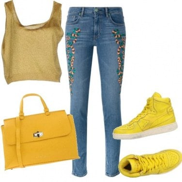 Outfit Basic #8068
