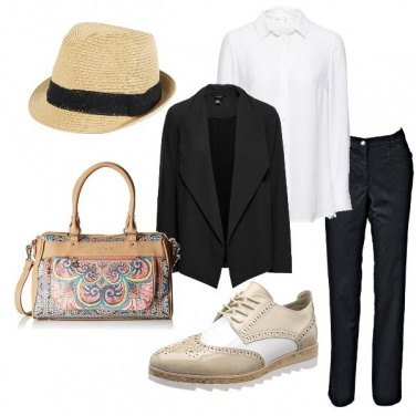 Outfit Chic #8186