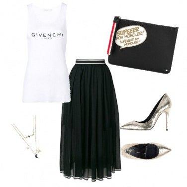 Outfit Serata cosmopolitan
