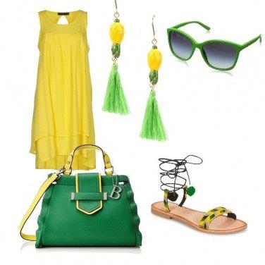 Outfit Lemon & lime