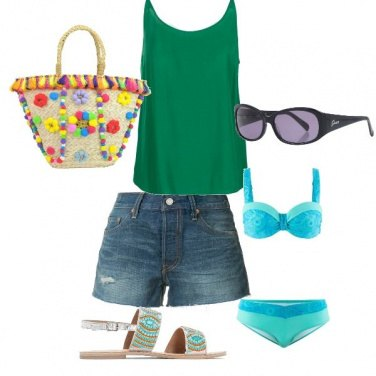 Outfit Un\'estate al mare