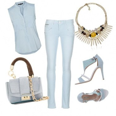 Outfit Chic #8200