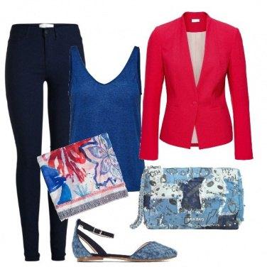 Outfit Dall\'ufficio allo shopping