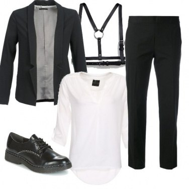 Outfit Garconne