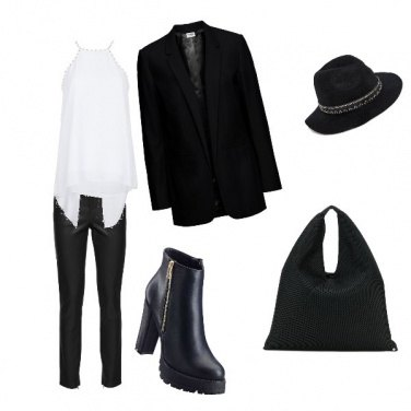 Outfit Urban #4026