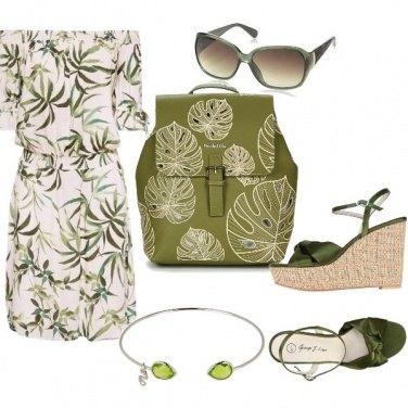 Outfit Come foglie al vento...