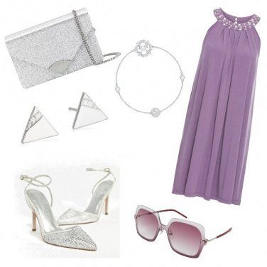 Outfit Matrimonio #123