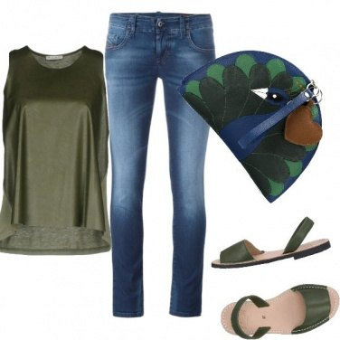 Outfit Urban #4029