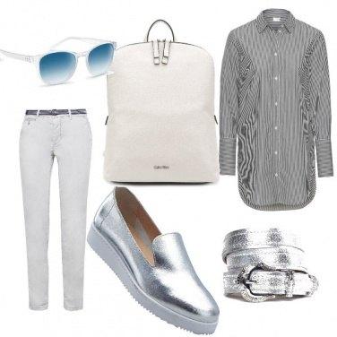 Outfit Uno stile per due