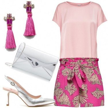 Outfit Chic in short