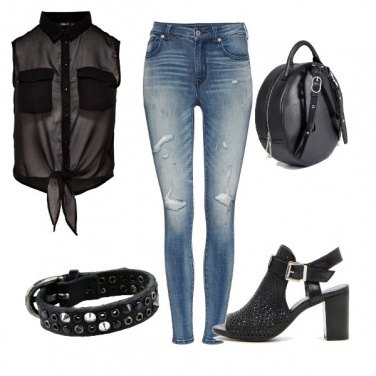 Outfit Rock #1844