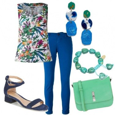 Outfit Fresh colors!