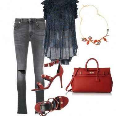 Outfit Rock #1846
