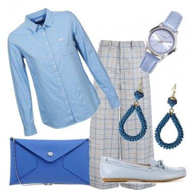 Outfit Come lui... ma con charme