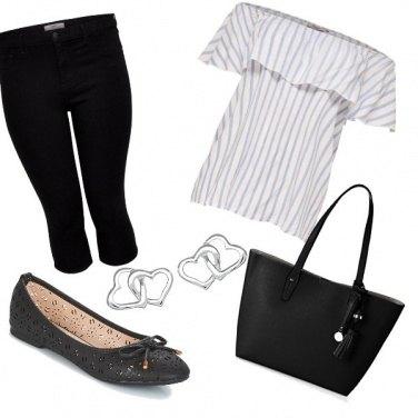 Outfit In giro per il centro