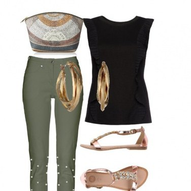 Outfit Urban #4045