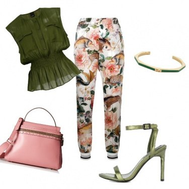 Outfit #Green-day