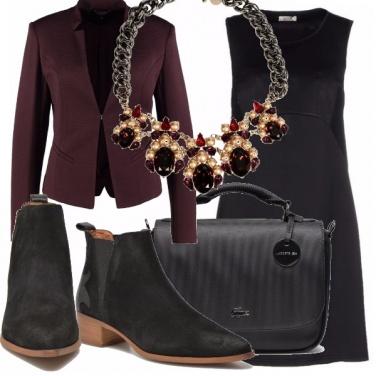 Outfit Essenziale per lavoro