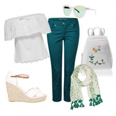 Outfit Verde speranza!