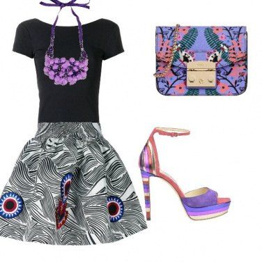 Outfit Chic #8227