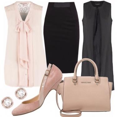 Outfit Chic in ufficio!