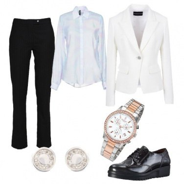 Outfit Outfit donna al maschile