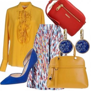 Outfit Colore, colore, colore!