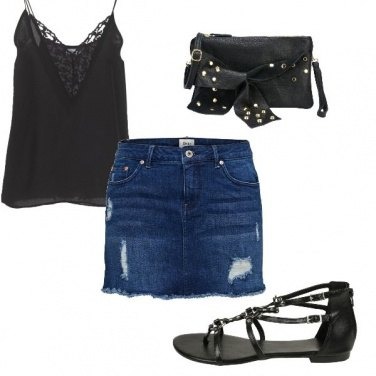 Outfit Rock #1848