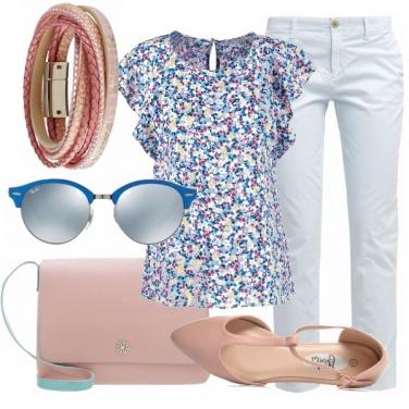 Outfit Capri mon amour