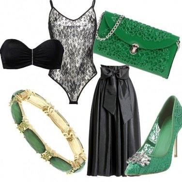 Outfit Sexy #1721