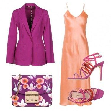 Outfit Il vestito sottoveste