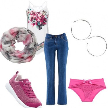 Outfit Urban #4067
