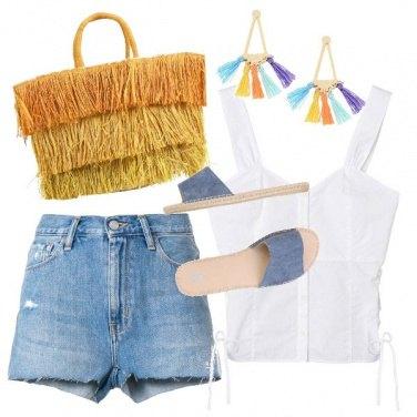 Outfit Nei campi di grano