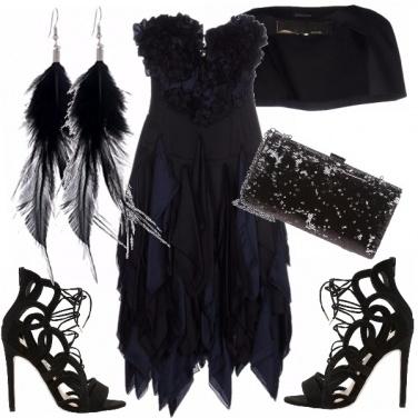 Outfit Il cigno nero