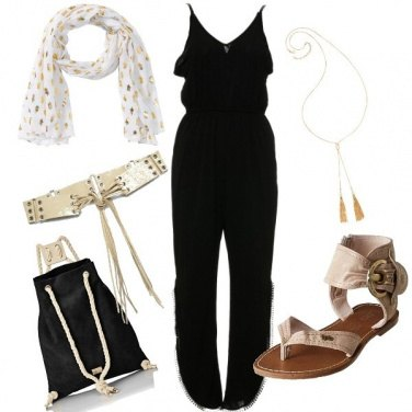 Outfit BlackSand