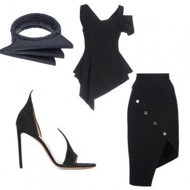 Outfit Asimmetrie