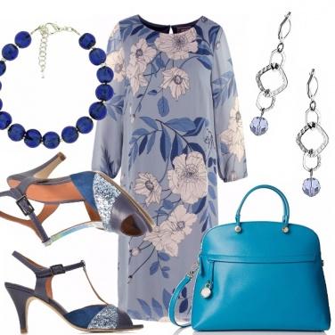 Outfit I colori del cielo !