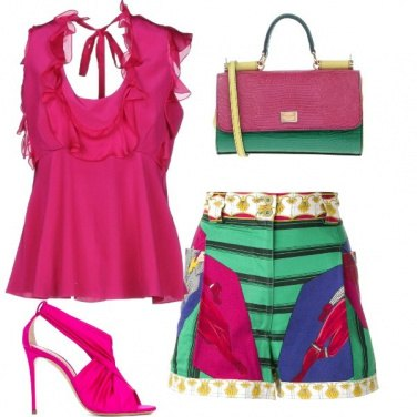 Outfit Chic #8264
