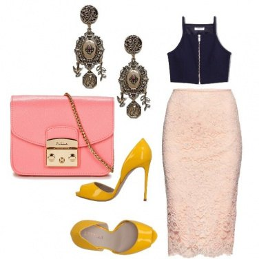 Outfit Chic #8267