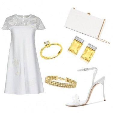 Outfit Sposa #790