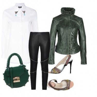 Outfit Chic #8272