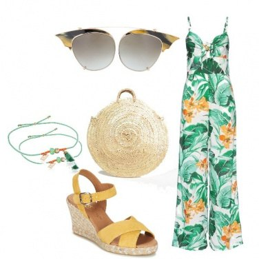 Outfit Tofly_aperitivo in terrazza