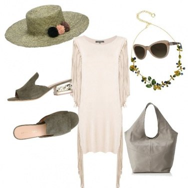 Outfit One day in Portofino