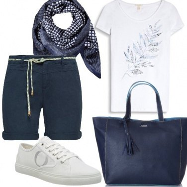 Outfit Casual con gusto