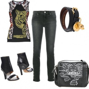 Outfit Rock #1861