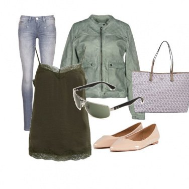 Outfit Urban #4083