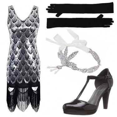 Outfit Festa a tema