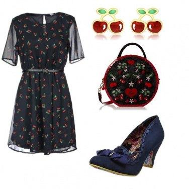Outfit Il tempo delle ciliegie