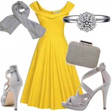 Outfit Ti piace lo stile retrò?