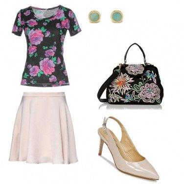 Outfit Il richiamo dei fiori